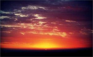 Glowing Sun Set byChari Christiani free photo #6723