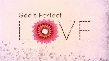 God's Love is Perfect ~ CHRISTian poetry by deborah ann ~ Photo CreationSwap