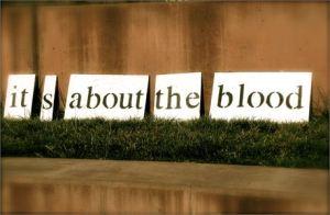 A Fatal Disease ~ CHRISTian poerty by deborah ann ~ The Blood photo from Creation Swap