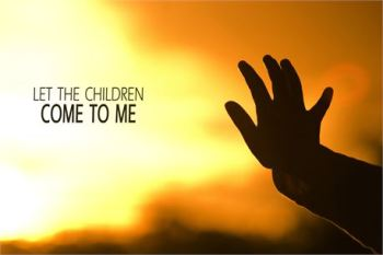 Teach The Little Children ~ CHRISTian poetry by deborah ann