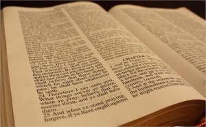 CHRISTIAN poetry by deborah ann ~ Bible by Krist Adams free photo #6082