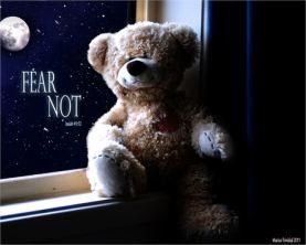 Fear Not ~ CHRISTian poetry by deborah ann