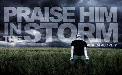 Praise Him in The Storm by Daniel Sauceda free photo #15589