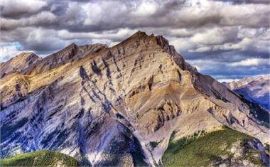 CHRISTIan poetry by deborah ann ~ Mountain Moving Faith ~ photo Creation Swap