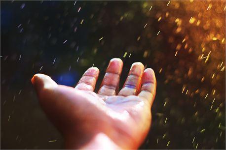 Lord, Take My Hand ~ CHRISTian poetry by deborah ann