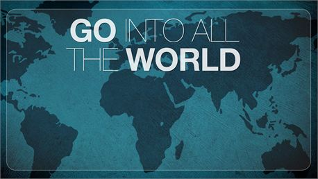 Go unto all the World by Junny Cruz free photo #16173