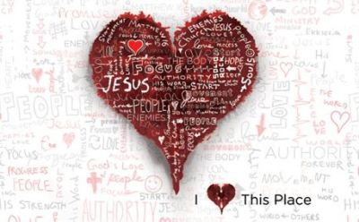 I Love Jesus free photo by David Elgena # 5344
