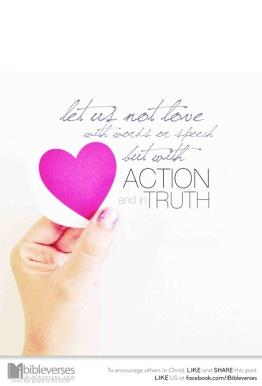 Let Us Love ~ CHRISTian poetry by deborah ann ~
