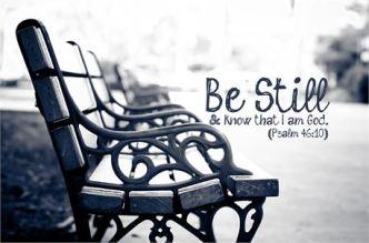 Wait + Trust = Calm ~ CHRISTian poetry by deborah ann