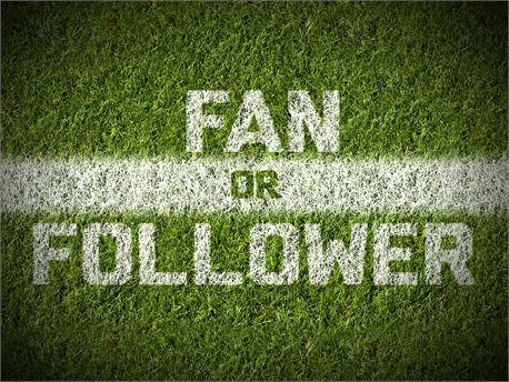 Fan of Follower by Aaron Dailey free photo #15423