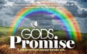 It's God's Rainbow ~ CHRISTian poetry by deborah ann ~ phot Creation Swap