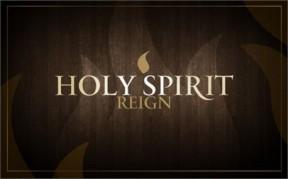 Holy Spirit Reign by Michael McFatridge