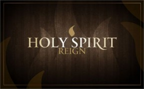 Holy Spirit Reign by Michael McFatridge
