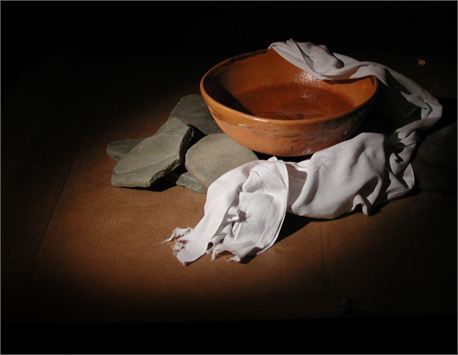 A Mop and A Broom ~ CHRISTian poetry by deborah ann