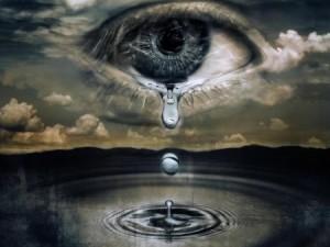 Tears From Heaven ~ CHRISTian poetry by deborah ann