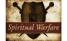 Spiritual Warfare by Douglas Shelton free photo #5902