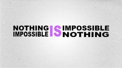 Nothing is Impossible by Chrisna Wijaya free photo #17707