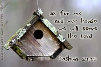As For Me and My House ~ CHRISTian poetry by deborah ann