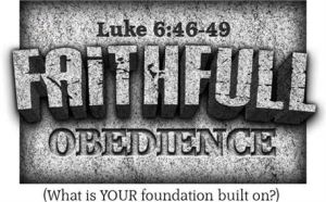 Faithful Obedience by Duane Eaves Creationswap free photo