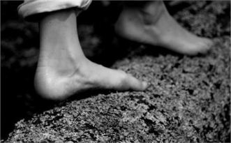 What Causes Our Feet To Stumle ~ CHRISTian poetry by deborah ann
