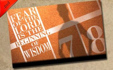 Fear is the Beginning of Wisdom free photo by Robert Payne Creation Swap
