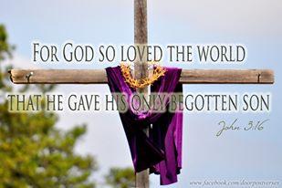 For God So Loved used
