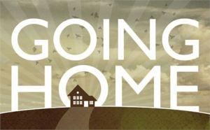 Going Home ~ CHRISTian poetry by deborah ann