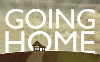 Going Home ~ CHRISTian poetry by deborah ann