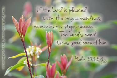 In His Hands ~ CHRISTian poetry by deborah ann