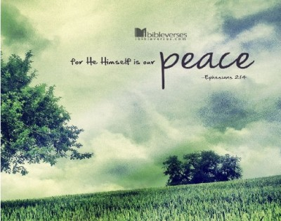 God's Peace ~ CHRISTian poetry by deborah ann