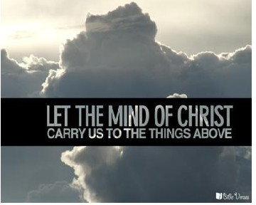 Let the Mind of Christ used with permission IBible Verses