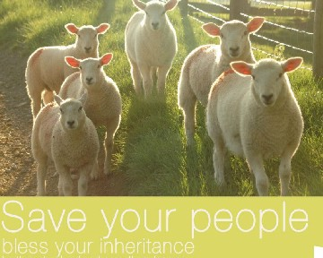 Save Your People used with permission IBible Verses