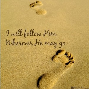 I Will Follow used with permission IBible Verses