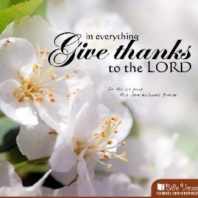 An Attitude of Gratitude ~ CHRISTian poetry by deborah ann