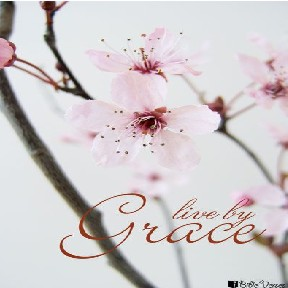 Live by Grace used with permission IBible Verses