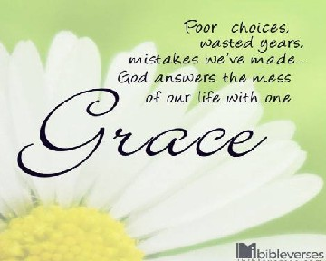 One Grace used with permission IBible Verses