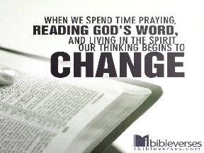 Spend Time in The Bible Used with permission IBible VErses