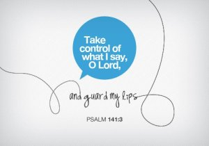 Take Control used with permission IBible Verses