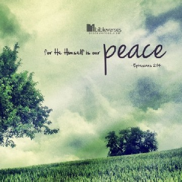 he-is-our-peace-thumb-used with permission IBible Verses