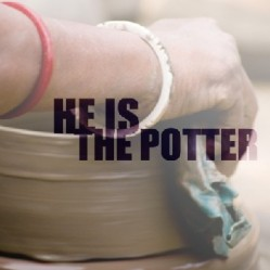 The Potter Stands Ready ~ CHRISTian poetry by deborah ann