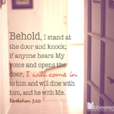 IWillCome In used with permission IBible Verses