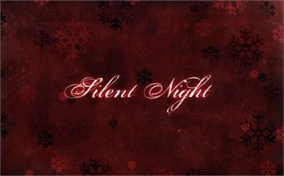 Silent Night used with permission IBible Verses