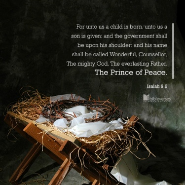 the-prince-of-peace used with permission IBible Verses