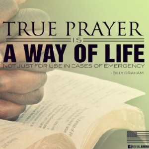 true-prayer used with permission IBible Verses