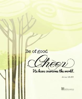 be-of-good-cheer CHRISTian poetry by deborah ann