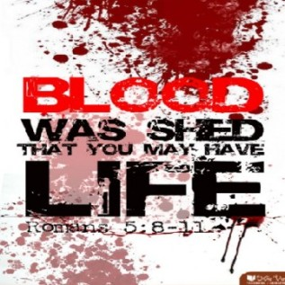 blood-CHRISTian poetry by deborah ann
