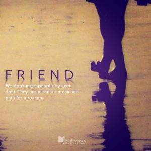friend CHRISTian poetry by deborah ann