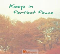 keep-in-peaceCHRISTian poetry by deborah ann