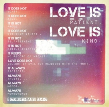 I Love Jesus Because ~ CHRISTian poetry by deborah ann
