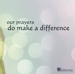 our-prayers-do-make-a-difference CHRISTian poetry by deborah ann